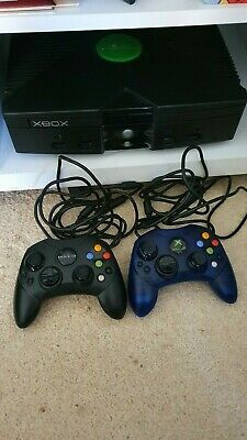 AU51 • Buy Xbox Original Console With 2 Controller And 7 Games