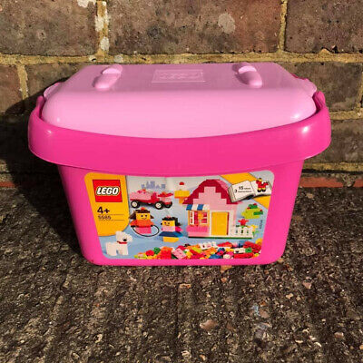 Big Box Of LEGO Friends Bundle - Characters And Bricks - Pink Pastel Girl Lego • 14.50£