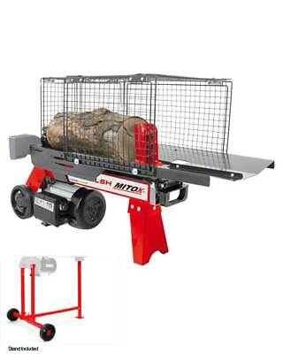 Mitox LS66 LSH Electric Log Splitter 6.5 Ton Electric With Stand • 319£