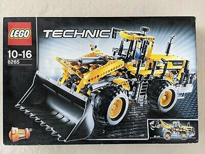 LEGO Technic Front Loader (8265) New In Box. Rare Retired Set. • 49£