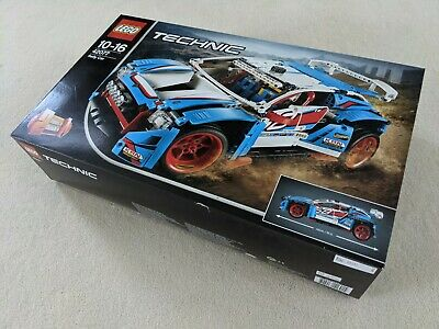 LEGO Technic Rally Car 1005 Pieces Set (42077) New In Sealed Box. Retired Set • 49.95£