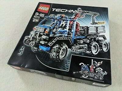 LEGO Technic Off Road Truck (8273)  New In Sealed Box. Rare Retired Set • 43£