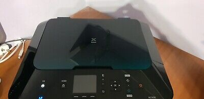 Fully Working Canon PIXMA All In One Inkjet Printer MG5450S Plus 10 Unused Inks • 20£