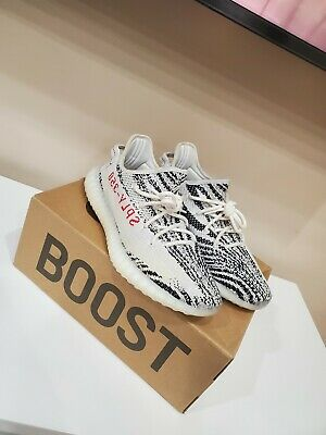 $ CDN362.99 • Buy Yeezy Boost 350 V2 Zebra Size 10. Condition  Pre-Owned .