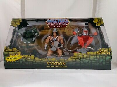 $75 • Buy SDCC 2012 He-Man Masters Of The Universe Classics MOTU VYKRON MATTEL EXCLUSIVE