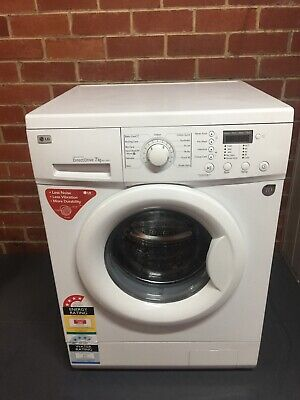 AU420 • Buy LG 7kg Washing Machine [Delivered (MELB ONLY) Installed + Warranty]