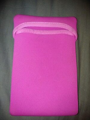 Pink Soft Sleeve Pouch Case Amazon Kindle Fire 7 Inch • 1£