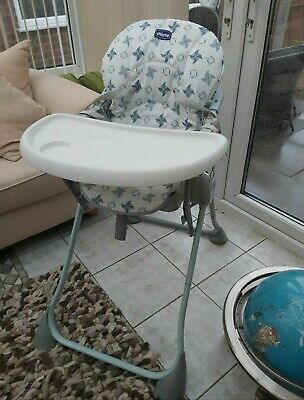 Chicco Highchair • 12£