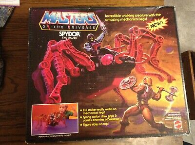 $225 • Buy Spydor Masters Of The Universe Evil Stalker Vehicle ( New In Box )