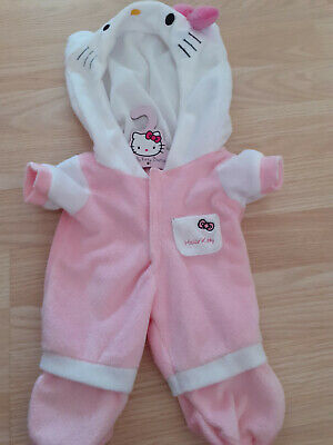 Hello Kitty Boutique Doll Clothing - Pink Onesie Outfit - Not Gerber • 4.95£