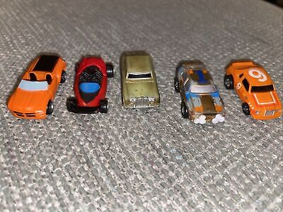 5 X Micro Machine Cars Lot 5 • 2.90£