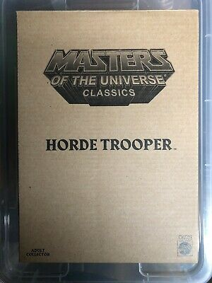 $42.99 • Buy Masters Of The Universe Horde Trooper With Mailer