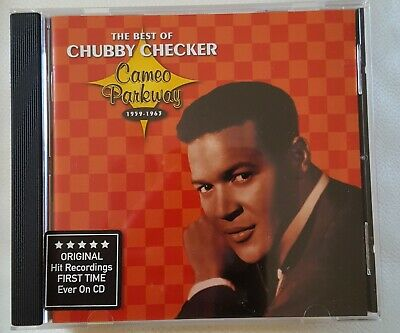 Chubby Checker - The Best Of Chubby / Cameo Parkway 1959-1963 CD • 2.95£