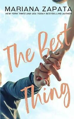 AU50.09 • Buy The Best Thing By Mariana Zapata (English) Paperback Book Free Shipping!