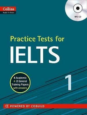 Practice Tests For IELTS (Collins English For IELTS), Harpercollins Reference, G • 5.06£