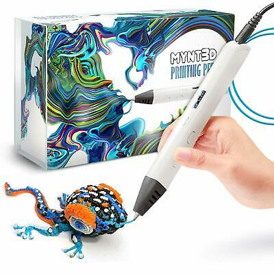 AU179.99 • Buy MYNT3D Professional Printing 3D Pen With OLED Display - MELB Stock