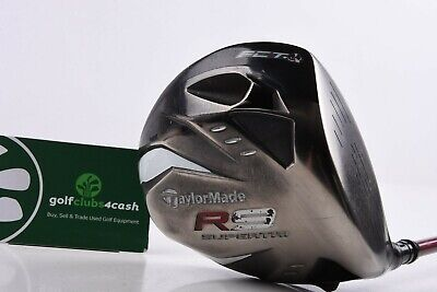 Taylormade R9 Supertri Driver / 10.5° / Regular Flex Fujikura Shaft / Tadr9s133 • 69.95£