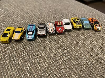 10 X Micro Machines Cars Lot 9 • 3.90£