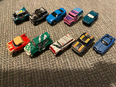 10 X Micro Machines Cars Drag Cars Lot 10 • 7£