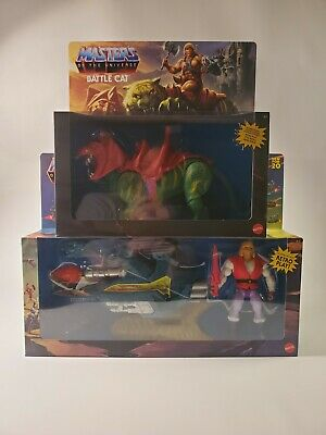 $49.99 • Buy Masters Of The Universe Origins 2020 Battle Cat And Sky Sled With Prince Adam
