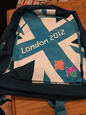 £9.99 • Buy London Olympic & Paralympic Games 2012 London New Rucksack