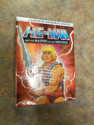 $40 • Buy He-man Masters Of The Universe Complete Original Series