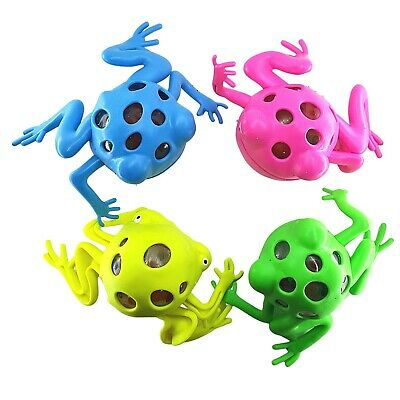 AU4.42 • Buy Frog Squeeze Toy Stress Ball Water Orbs Orbeez Animal Toy