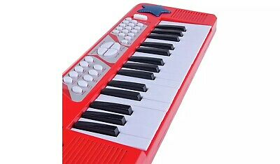 £22.85 • Buy New Chad Valley Electronic Keyboard - Red