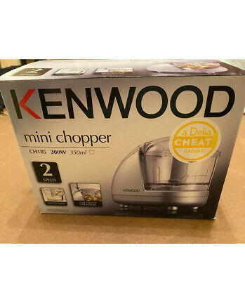 Kenwood Mini Chopper CH180 300W 350ml • 12.99£