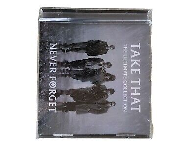 Take That - Never Forget The Ultimate Collection Cd • 0.49£