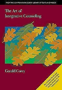 The Art Of Integrative Counseling, Very Good Condition Book, Corey, Gerald, ISBN • 13.99£