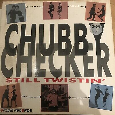 Chubby Checker Still Teistin' Vinyl LP • 1.50£