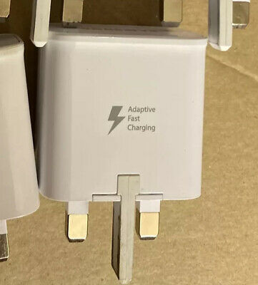 $ CDN8.50 • Buy Samsung FAST Charger Plug / Cable For Galaxy S6+ S7+ S8+ S9+ S10+ S20,NOT 10