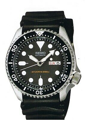 $ CDN366.98 • Buy Seiko 200m Automatic Divers Watch Skx007k1