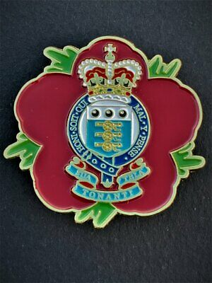 £9 • Buy Royal Army Ordnance Corps Remembrance Flower Lapel Pin (P16)