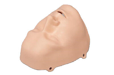 £7.30 • Buy Face For PractiMan Manikins To Allow One Face Per Student NEW