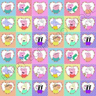 £2.20 • Buy Gorgeous Favourite Characters (2)canvas Printed Fabric Sheet..hair Bows Crafts