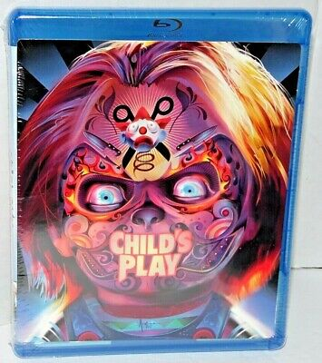 Child's Play Blu-Ray NEW 1988 2015 Horror Catherine Hicks Chris Sarandon Killer  • 8.42£