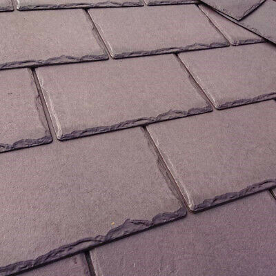 £26.50 • Buy Synthetic Slate Tile | Conservatory | Shed | Porch | Garage | 22no, 1m2 Per Pack