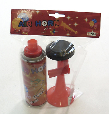£18.99 • Buy 2x AIR HORN Protesting Fog Hand Held Football Festival Loud Events NHS CLAPPING