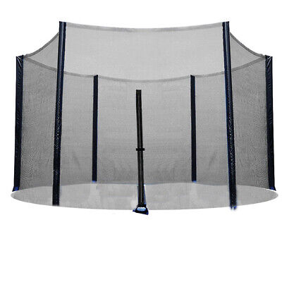 AU35.99 • Buy Trampoline 8FT For 6 Poles Replacement Trampoline Safety Net Enclosure