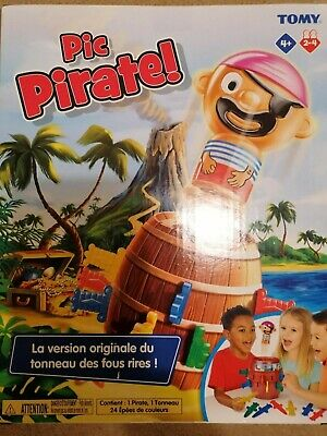 £11.25 • Buy TOMY Pop Up Pirate Classic Children's Action Board Game - Ideal Christmas 2020