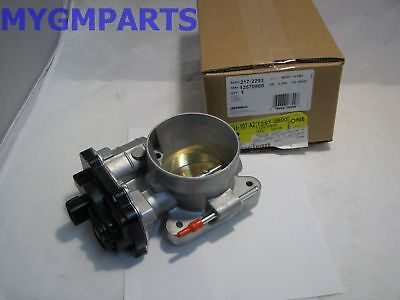 $220.62 • Buy Yukon Suburban Avalanche Throttle Body Complete New Oem Gm 2003-2006  12679525