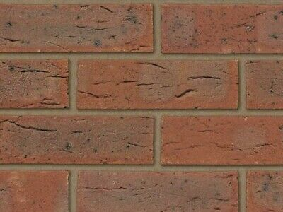 Ibstock Surrey Red Multi Bricks - 500 Qty Per Pack • 225£