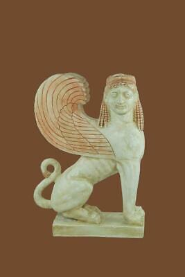 Ancient Greek Sphinx Statue - LARGE SIZE • 127.35£