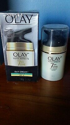 AU32 • Buy 💙 2 X Olay Total Effects 7 In One Normal Day Face Cream SPF 15 50 Gram