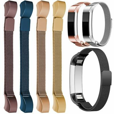 AU7.25 • Buy For Fitbit Alta HR Stainless Steel Replacement Watch Strap Bracelet Wrist Band