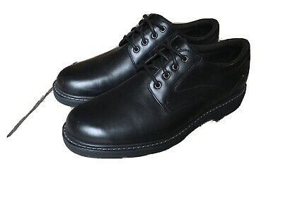 Rockport Hydro Shield Mens Wateproof Black Casual Shoes Size 9 Once Worn • 39.90£