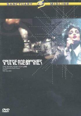 Siouxsie And The Banshees: The Seven Year Itch - Live [DVD], Good DVD, , • 5.92£
