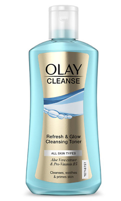 AU11.31 • Buy Olay Cleansing Face Toner For Glowing Skin 200ml